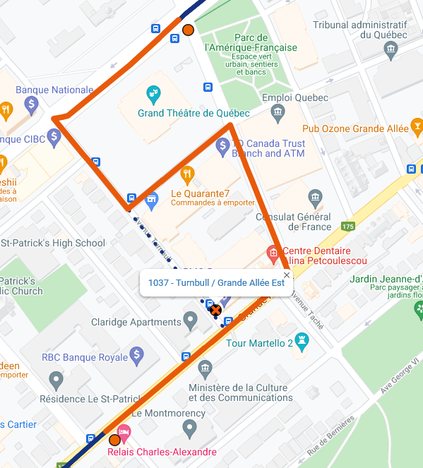 Parcours 11 - Détour d'été par de Claire-Fontaine